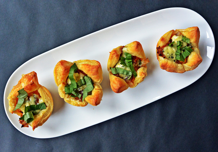Cheesy Butternut Squash Bites