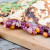 Blackberry-Chipotle BBQ Chicken Quesadillas