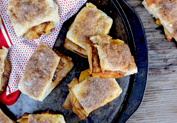 Apple Pie Biscuits {#bakingbootcamp}