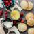 Lemon-Raspberry Hand Pies
