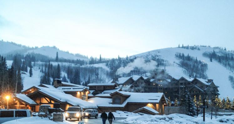 Deer Valley Resort Girls' Ski Getaway Weekend