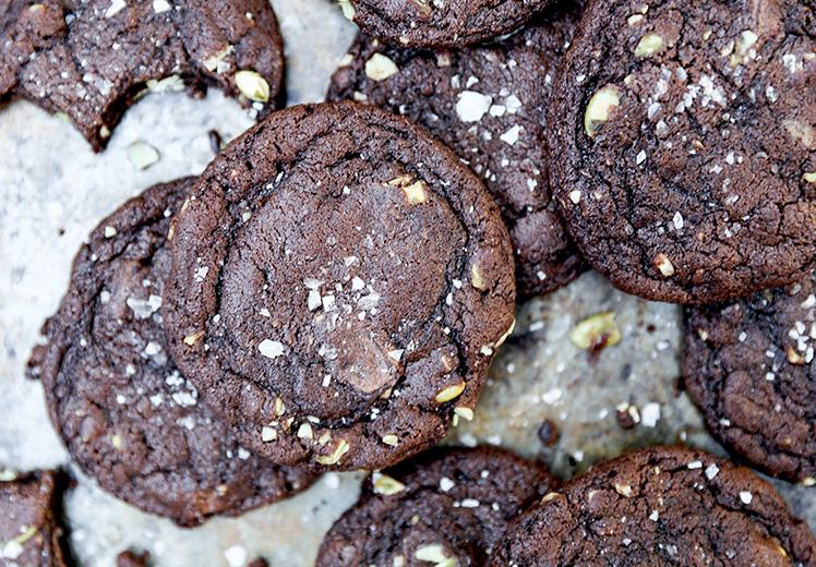 http://www.floatingkitchen.net/chewy-dark-chocolate-pumpkin-cookies/