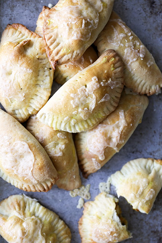 Sweet Potato, Apple and Chickpea Empanadas | www.floatingkitchen.net