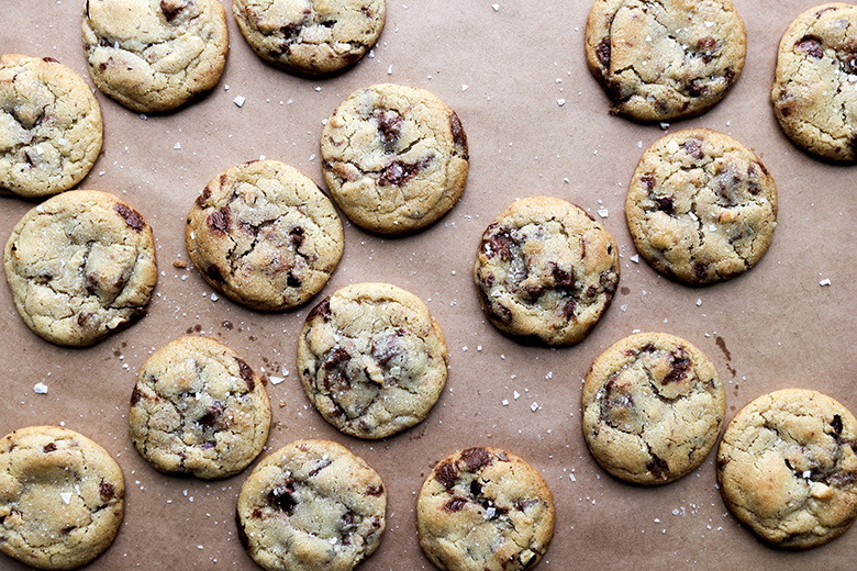 Nutella Chunk Cookies
