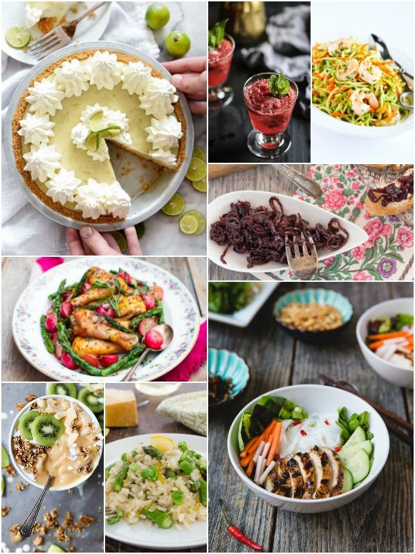 April Eat Seasonal Recipes | www.floatingkitchen.net