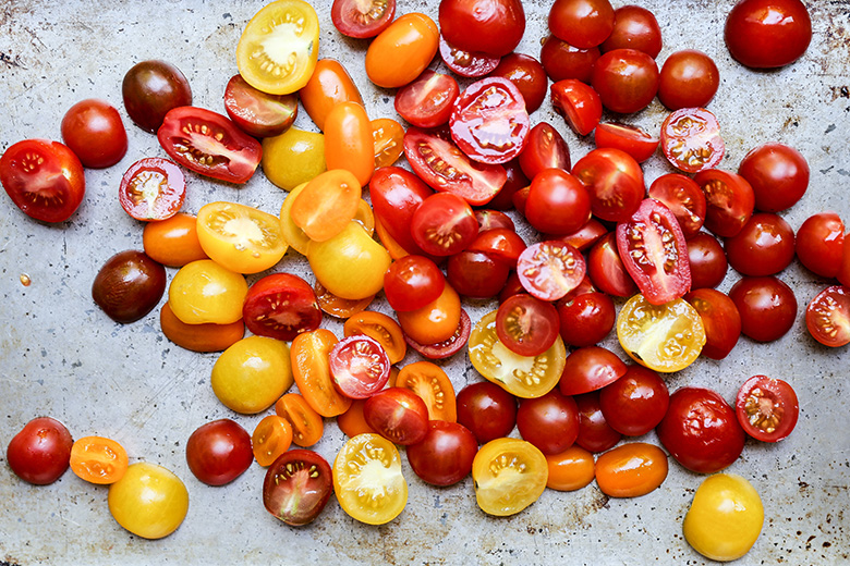 Cherry Tomatoes | www.floatingkitchen.net