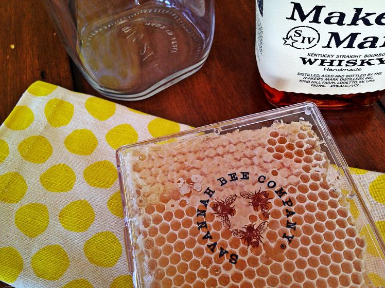 Honeycomb-Bourbon
