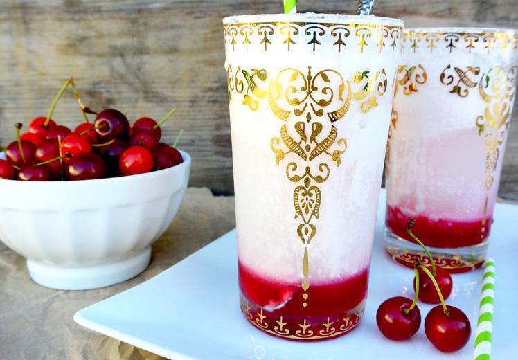 Cherry Floats