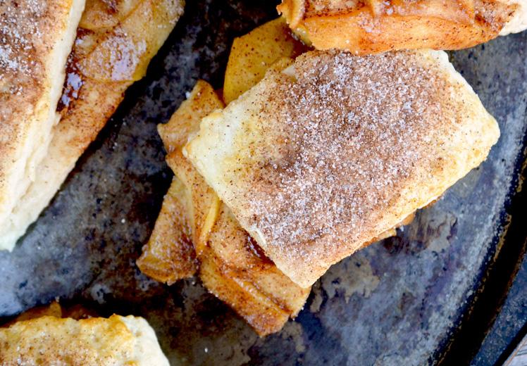 Apple Pie Biscuits {#bakingbootcamp}