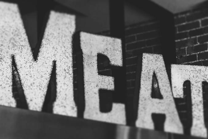 Meat-Sign