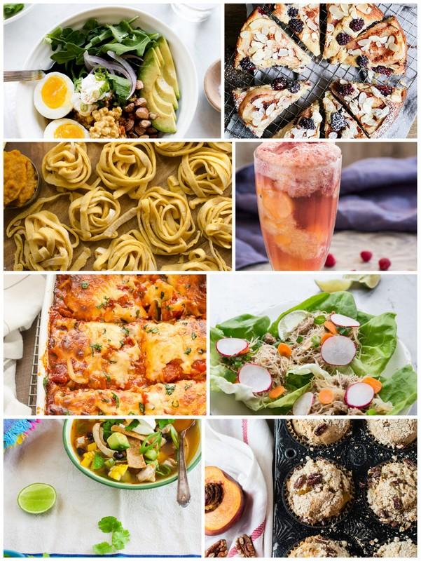 September Eat Seasonal Recipes | www.floatingkitchen.net