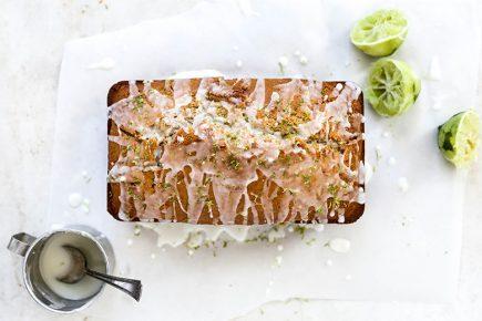 Coconut Lime Bread | www.floatingkitchen.net