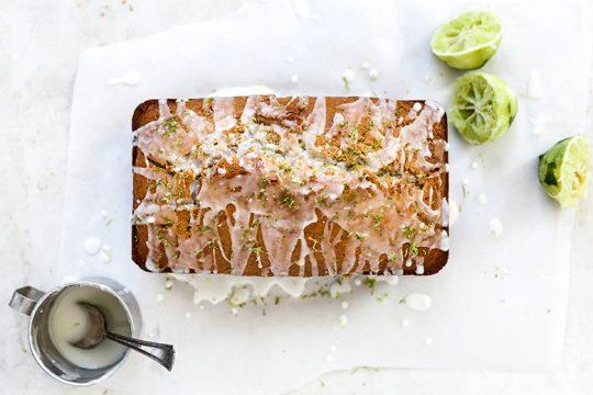 Coconut Lime Bread   www.floatingkitchen.net