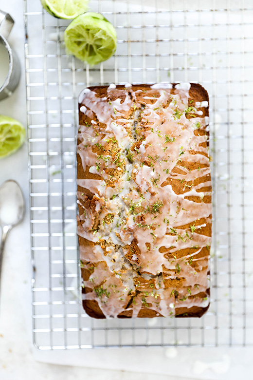 Coconut Lime Bread | www.floatingkitchen.net
