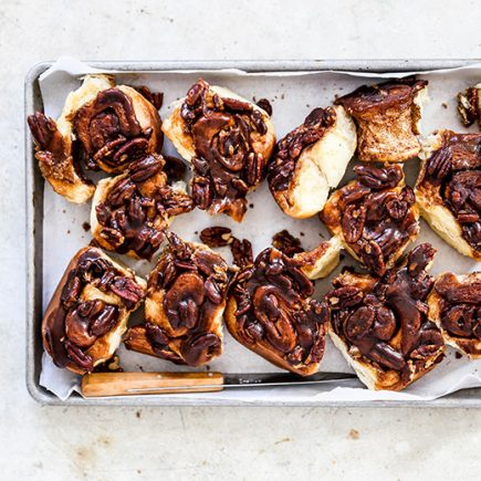Pecan Sticky Buns | www.floatingkitchen.net